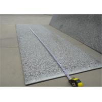 Wholesale Sound ProofClosed Cell Aluminum FoamSheet , 1-200mm Thick Aluminum Styrofoam Panels from china suppliers