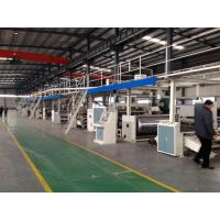 Wholesale Seven Layer Corrugated Cardboard Making Machine Production Line 5 PLY-200-1800 Type from china suppliers