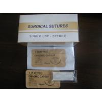 USP 1 gut suture from China 45CM with 1/4 circle needle