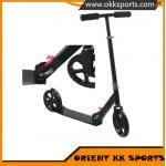 China folding wholesale cheap kick 200mm big wheel scooter for sale