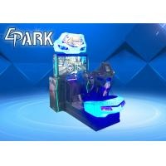 China 2 Player Crazy Car Racing Simulator / Amusement Arcade Game Machines for sale