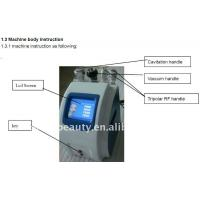 Quality cavitation slimming machine for weight loss and body shape for sale