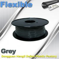 Wholesale Rapid Prototyping 1.75 / 3.00mm Flexible 3d Printer Filament  0.8KG / Roll from china suppliers