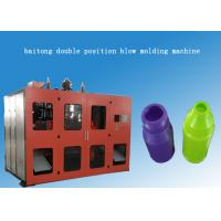 Buy cheap Automatic hydraulic drive double station bottle blow molding machine from wholesalers
