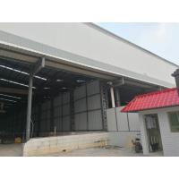 Wholesale Hot - Dipped Galvanized Workshop Steel Structure 4000 Square Meter from china suppliers