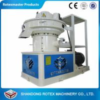 Wholesale CE Approved Biomass Ring Die Pellet Machine / wood pellet production equipment from china suppliers