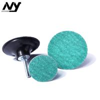 """Wholesale 2"""" 3"""" 3m 777f Roloc Disc P36 - P120 Rolock Abrasive Quick Change Stone Sanding from china suppliers"""