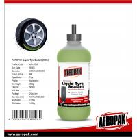 Wholesale AEROPAK 350ml,500ml and 1000ml Good Quality Tyre Repair Liquid Tyre Sealant for Tubeless tyre from china suppliers
