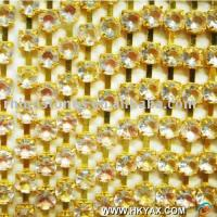 Wholesale ring rhinestones hotfix from china suppliers