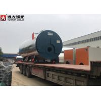 Wholesale CE , BV 5Tph Low Pressure Dual Fuel Steam Boiler Automatic Control System from china suppliers