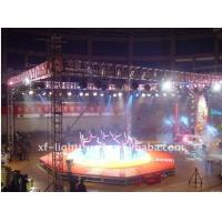 Wholesale Easy Install Roof Stage Truss for Event , Small Stage Lighting Truss from china suppliers