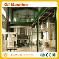 Wholesale soybean oil production line soybean oil making machine soy bean oil production machine from china suppliers