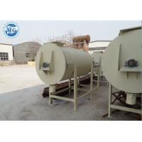 Wholesale Horizontal Putty Dry Mortar Plant Various Output Carbon Steel Small Spiral Ribbon Mixer from china suppliers