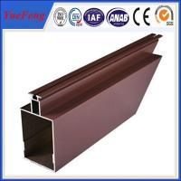 Wholesale Top selling aluminum decorative wall panel extrusion profiles supplier from china suppliers