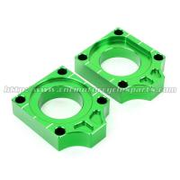 Kawasaki KXF 250 Parts With Oil Filler Cap And Brake Line Clamps for sale