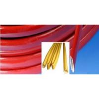 Wire insulation sleeves/ pvc fiber glass sleeves