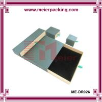 Hot sales customized paper jewelry box set for jewelry display ME-DR026 for sale