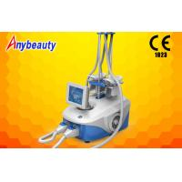 China 10'' Cryolipolysis fat freeze slimming machine for weight loss , Two handpieces can work together at the same time on sale