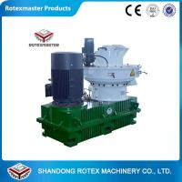 Wholesale Automatic Lubrication Biomass Wood Pellet Machine , Wood Pellet Maker from china suppliers
