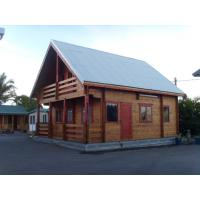 Wholesale Wooden Decorate Modular Homes / Sound-Proof Wooden Bungalow from china suppliers