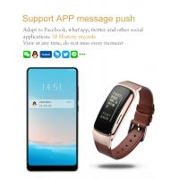 Wholesale Talk Phone Smart Activity Bracelet Watch Compatible Smart Mobile Phone Device from china suppliers