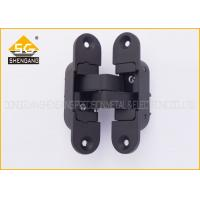 Wholesale Adjsuatble 180 Degree Zinc Alloy 3D Invisible Door Hinges , 111.5*29*36mm from china suppliers