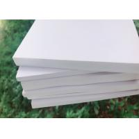 Wholesale Screen Printing Pvc Rigid Foam Sheet , Durable Foam Board For Exterior Wall from china suppliers