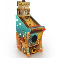 Wholesale West Cowboy Kids Pinball Game Machine With Wood Cabinet Material from china suppliers