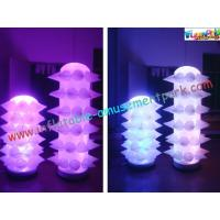 Wholesale New Design LED Event Inflatable Lighting Balloon Decoration Tusk for Party from china suppliers