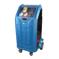Wholesale Heavy Duty Car Refrigerant Recovery Machine X550 Truck Bus Big Cylinder from china suppliers