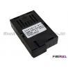 3.3/5V Dual Power Supply Fiber Optic Transceiver 1*9 155Mbps SC Simplex 1550nm for sale