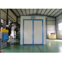 Wholesale Recovery System Optional Sandblast Rooms Industrial ISO9001 Certification from china suppliers