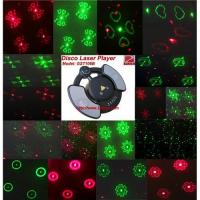 Wholesale Idea touching music laser stage light from china suppliers