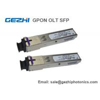 China Passive Optical Networks Huawei GPON OLT SFP Module Class B+ for sale
