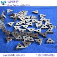 Wholesale Customized tungsten carbide inserts cutting tools from china suppliers