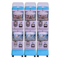 China Capsule Toy Gashapon Bouncy Ball Vending Machine  One Year Warranty on sale