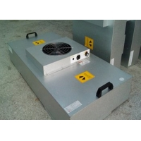 Buy cheap Medical Company Modular Fan Filter Unit FFU With High Efficiency HEPA / ULPA from wholesalers