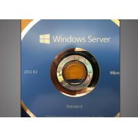Wholesale MS Windows Server 2012 Editions , Install Windows Server 2012 R2 Original Activation from china suppliers