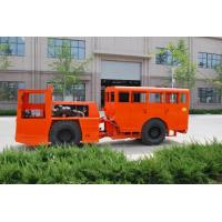 Wholesale Air Cooled Underground Utility Vehicle , Personnel Transport Vehicles 63KW 2300RPM from china suppliers
