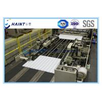 Paper Mill Ream Wrapping Machine Electric Driven Type Automatic Operation