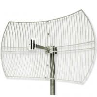 Wholesale 2.6G Wimax Parabolic Grid Antenna With 24DBI High Gain from china suppliers