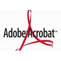 China Adobe Acrobat Pro DC 2015 is available in full language worldwide for Mac OS for sale