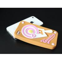 Wholesale Bling Pearl Diamond Crystal / Silicone Phone Cases Custom For Iphone5 from china suppliers