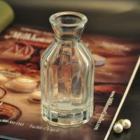 Wholesale Diffuser Glass Perfume Bottles / Clear Glass Reed Diffuser Bottle from china suppliers