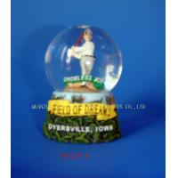 Wholesale resin water globe from china suppliers