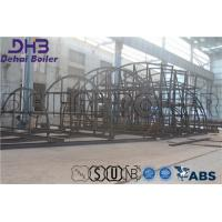 China Pre Filter Boiler Dust Collector , Plate Metal Multi Boiler Separator Centrifugal Force for sale