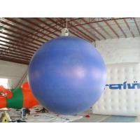 Wholesale 0.18mm helium PVC Giant Neptune  Inflatable Helium Balloons ,Round  shaped For Outdoor Celebration and special events from china suppliers