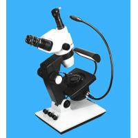 Wholesale Fable Trinocular Gem Microscope Swing Arm 6.7-45X  for Gemological laboratory from china suppliers