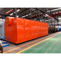 China Industrial Water Tube Boiler Double Drum Coal Fired Steam Boiler SZL Type for sale