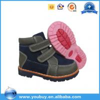 Best Kids orthopedic shoes, china shoes factory new style hiking boots wholesale